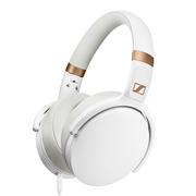 森海塞尔 HD 4.30i 线控可折叠封闭式 线控可通话耳机白色
