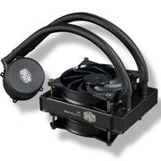 酷冷 MasterLiquid 120 CPU水冷散熱器(多平台/双腔水泵/微水道铜底/低噪)