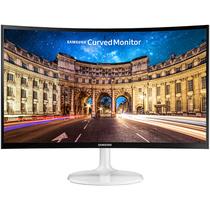 三星 C24F399FH 23.5英寸1800R震撼曲率爱眼低蓝光曲面显示器产品图片主图