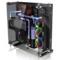 Thermaltake Core P5 TG 黑色 中塔机箱(支持ATX主板/5mm強化玻璃/开放式全景/弹性安装/模组化/双U3)产品图片3
