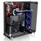 Thermaltake Core P5 TG 黑色 中塔机箱(支持ATX主板/5mm強化玻璃/开放式全景/弹性安装/模组化/双U3)产品图片4
