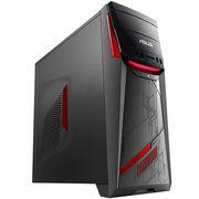 华硕 G11飞行堡垒 台式游戏电脑主机 (I7-7700 8GB 128GSSD+1TB GTX1060 3G独显 800万色呼吸灯)