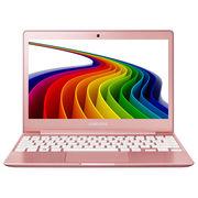 三星 110S1K-K04 11.6英寸轻薄笔记本电脑(N3060 4G 128GSSD 高清屏 核芯显卡 Win10)粉色