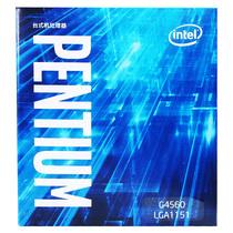 英特尔 奔腾双核G4560 盒装CPU处理器产品图片主图