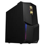 神舟 战神K5-P50Ti D1 台式游戏电脑主机 (B150 I5-7400 8G 120GSSD+1TB GTX1050Ti 4GD5 WIN7)