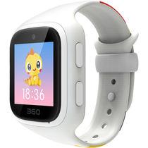 360 儿童手表视频通话版 快速充电 六重定位 防丢防水 儿童卫士巴迪龙儿童手表5S W562彩屏电话手表 象牙白产品图片主图