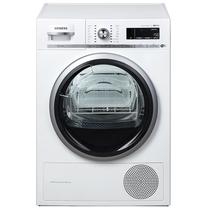 西门子  WT4HW5600W 9公斤 进口干衣机 LED触摸键 热泵 除菌 自清洁 原装进口 家居互联(白色)产品图片主图