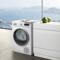 西门子  WT4HW5600W 9公斤 进口干衣机 LED触摸键 热泵 除菌 自清洁 原装进口 家居互联(白色)产品图片3