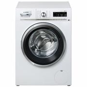 西门子  WMH6W6600W 9公斤 变频 滚筒洗衣机 静音 LED触摸键 自动添加 家居互联(白色)