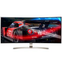 LG 34UC99-W 34英寸 21:9超宽屏曲面高分辨率IPS硬屏 爱眼不闪滤蓝光LED背光液晶显示器产品图片主图