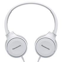 松下 RP-HF100M 白色 立体声 可折叠便携 通话耳机 音质清晰产品图片主图