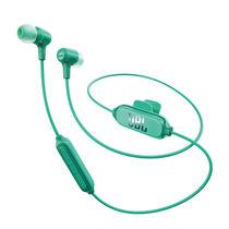 JBL E25BT 青色 无线蓝牙入耳式立体声音乐耳机产品图片主图