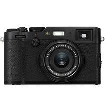 富士 X100F 数码旁轴相机 黑色 23mmF2定焦镜头 2430万像素 混合取景器 复古  WIFI USB充电产品图片主图