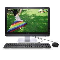 戴尔 Inspiron 22 3263-R5428B灵越21.5英寸一体机电脑 (i3-6100U 4G 1T 2G独显 Win10 黑)产品图片主图