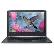 宏碁 蜂鸟 S5 13.3英寸全金属轻薄笔记本(i7-7500U 8G 256G SSD 核芯显卡 IPS全高清 背光)黑色
