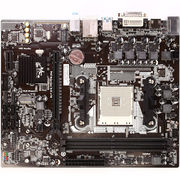 七彩虹 战斧C.AB350M-HD魔音版 V14 游戏主板 (AMD B350/ AM4)