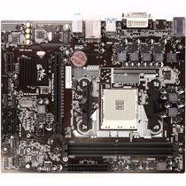 七彩虹 战斧C.AB350M-HD魔音版 V14 游戏主板 (AMD B350/ AM4)产品图片主图