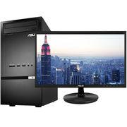 华硕 碉堡K30BF台式电脑整机(A10-7800 8G 128GSSD 黑色)23英寸