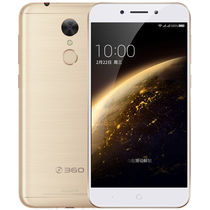 360手机 手机 N5 全网通  流光金 6GB+32GB 移动联通电信4G手机 双卡双待产品图片主图