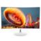 TCL T24M6C 23.6英寸1800R曲面抗蓝光不闪高清显示器产品图片1