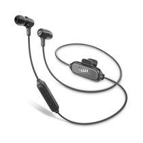 JBL E25BT 黑色 无线蓝牙入耳式立体声音乐耳机产品图片主图