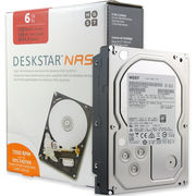 日立  6TB 7200转128MB SATA6Gb/s NAS网络硬盘(H3IKNAS600012872SWW)