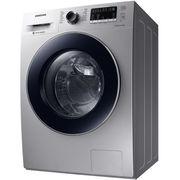 三星 WD80M4473JS/SC 8公斤 洗烘一体 热风清新 智能变频 滚筒洗衣机 (银色)