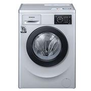 西门子   XQG80-WM12L2E88W  8公斤  变频  全自动滚筒洗衣机  (银色)