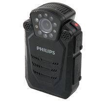 飞利浦 DSJ-2J 便携音视频记录仪1296P高清红外广角夜视摄像机执法仪录音笔拍照一体机 激光定位产品图片主图