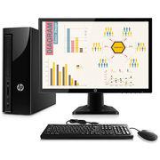 惠普 小欧270-p020cn台式电脑套机(奔腾G4400 4G 500G Win10)19.5英寸