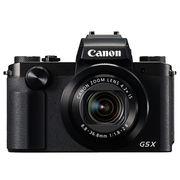 佳能 PowerShot G5X 数码相机 (2020万有效像素 DIGIC6处理器 24-100mm变焦)