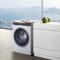 西门子  XQG100-WM14U561HW 10公斤 变频 滚筒洗衣机 智能除渍 家居互联 (白色)产品图片2