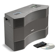 "BOSE Acoustic Wave music system II ""乐悠扬""音乐系统II 多功能CD收音机音乐播放器 钛银"