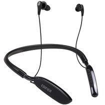 漫步者 W360BT 时尚挂颈式蓝牙耳机 黑色产品图片主图