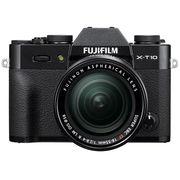 富士 X-T10 微型单电相机 单机身 黑色