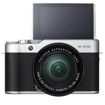 富士 X-A10 无反相机产品图片主图