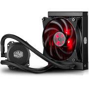 酷冷 冰神B120 CPU水冷散热器(多平台支持Ryzen/双腔水泵/微流道设计/均衡型风扇)