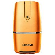 联想  YOGA 橙色 超薄无线鼠标 双模触控 2.4G 蓝牙4.0