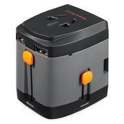 包尔星克 MPATM1ND034 国标款多用电源转换器 出国旅行转换插座