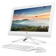 惠普 22-b212cn 21.5英寸一体机电脑(i3-7100U 4G 1T 2G独显 FHD Win10)