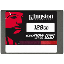 金士顿 KC400系列 128G SATA3 固态硬盘产品图片主图