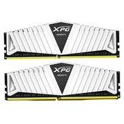 威刚 XPG Z1 DDR4 2800 16G套(8G*2)台式机内存 白色