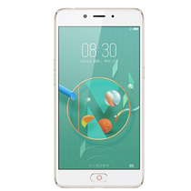 努比亚 N2 4G+64G 标配版 移动联通电信4G手机 香槟金产品图片主图