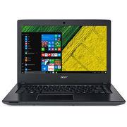 宏碁 E5-475G 14英寸便携笔记本电脑(i5-7200U 4G 500G+128 SSD 940MX 2G独显 Win10)灰黑