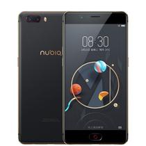 努比亚 M2 4G+64G 标准版 黑金色 移动联通电信4G手机 双卡双待产品图片主图