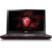 微星 GP62 7RE-817CN 15.6英寸游戏笔记本电脑(i5-7300HQ 8G 1T+128GSSD GTX1050 Ti WIN10 背光)黑