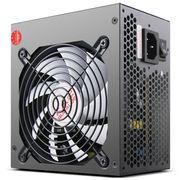 大水牛 劲睿500 额定400W电脑电源 (静音/智能温控/宽电压/低待机功耗)