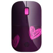 惠普 Z3700 无线鼠标 紫色