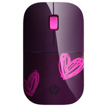惠普 Z3700 无线鼠标 紫色产品图片主图