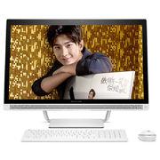 惠普 TPC-Q024-24  24-b270cn 23.8英寸纤薄一体机电脑(i7-7700T 8G 2T DVD刻录 2G独显 FHD Win10)白色